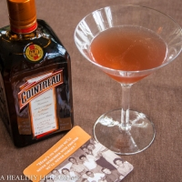 Flinstone Pushup Martini
