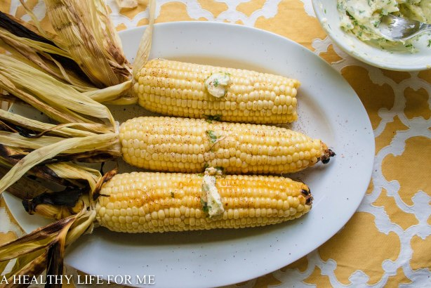 Perfect Grilled Corn | ahealthylifeforme.com