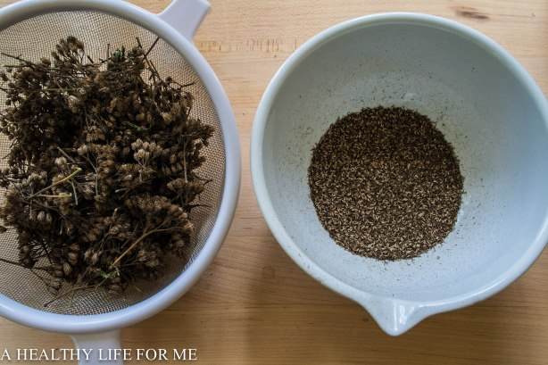 Seed Gathering and Saving Tips | ahealthylifeforme.com